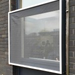 Canopy fly screens