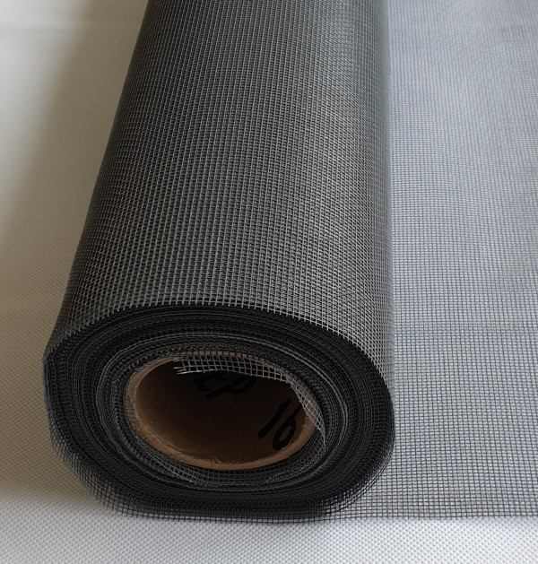 Grey Mesh Roll