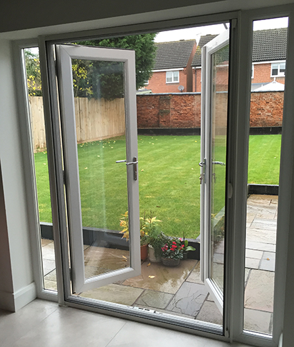 Flyscreens For French Doors: Roller Fly Screen Doors Gallery
