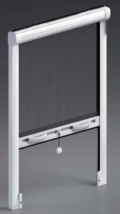 Roller Fly Screens Retractable Fly Screens For Windows