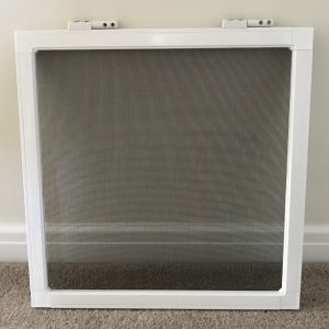 Hinged Panel Fly Screens
