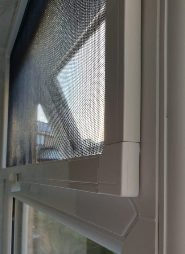 Fly screen frame