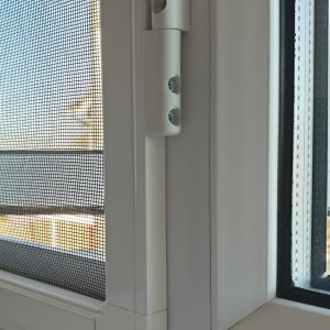 Fly screen hinges