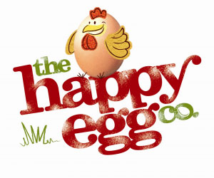 Happy Egg Logo
