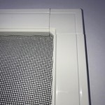 Hinged Panel Fly Screen