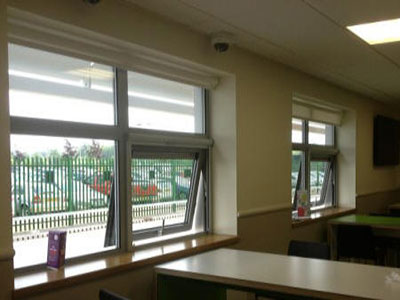 bespoke roller fly screens