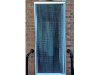 chain fly screens for homes