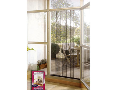 strip mesh doors