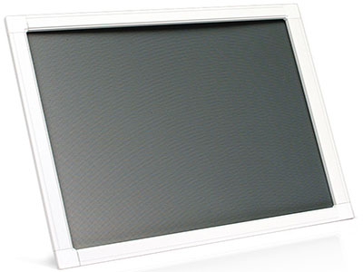 Hinged Fly Screens For Windows To Protect Against Flies
