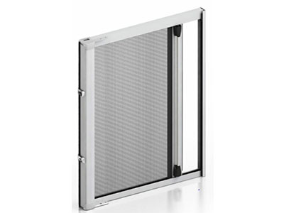 retractable roller fly screen door for homes