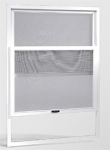 Vertical Sliding Fly Screens