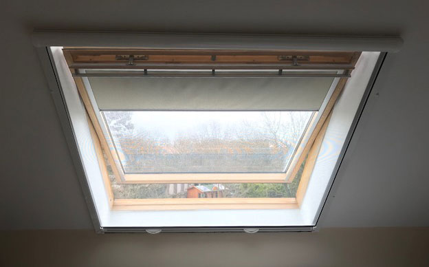 Velux fly screen