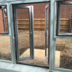 retractable roller door