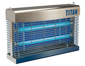 Titan stainless steel fly killer